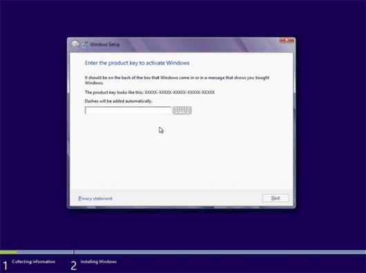 installer windows8 4