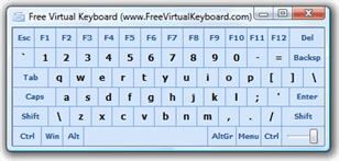 Telecharger clavier virtuel gratuit branche technologie - Table de mixage virtuel a telecharger gratuitement ...